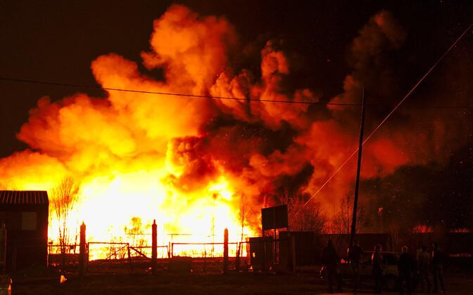 . Dioksiinid vabanevad keskkonda tööstuslikest tootmisprotsessidest ja ka näiteks tulekahjude käigus.
