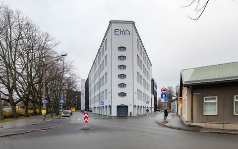Eesti Kunstiakadeemia.