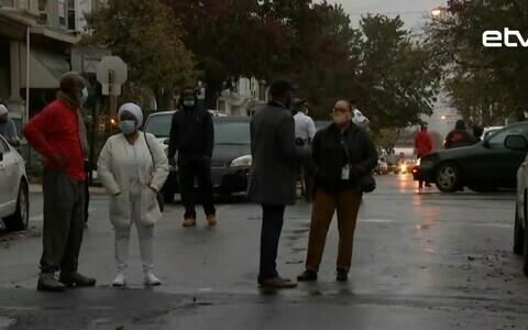 Погромы в Филадельфии: на северо-востоке США вспыхнули беспорядки, вызванные убийством чернокожего местного жителя, вооруженного ножом.