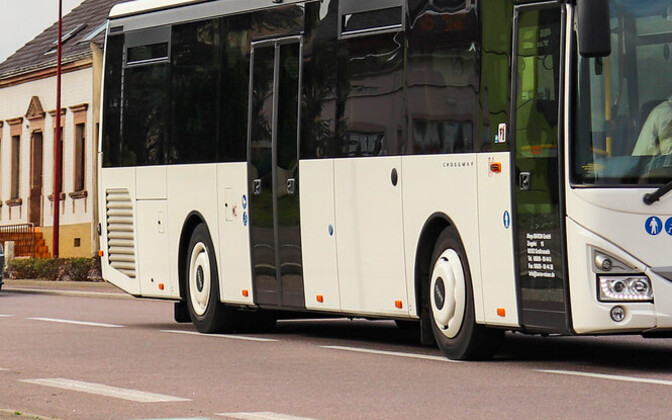 Для обслуживания маршрутов в Харьюмаа Hansabuss купит автобусы Iveco Crossway LE Line.
