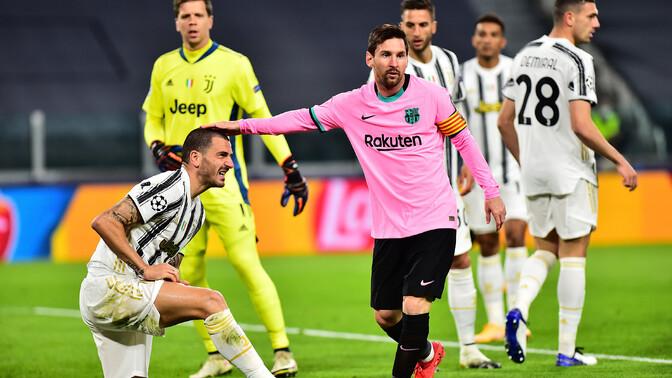 Juventus Merih Demirali: Barcelona alistas Juventuse, ManU lõi viis väravat...