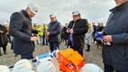 Saaremaa riigigümnaasium sai nurgakivi.