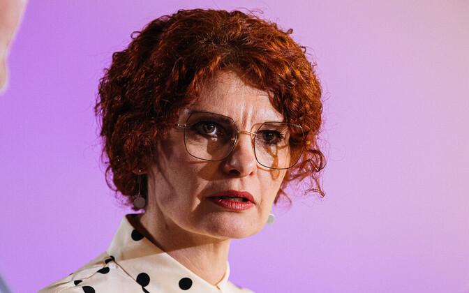 Ekspress Grupi juhatuse esimees Mari-Liis Rüütsalu.
