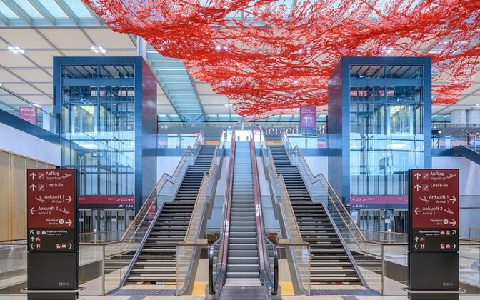 Открытие аэропорта Берлин-Бранденбург намечено на 31 октября.