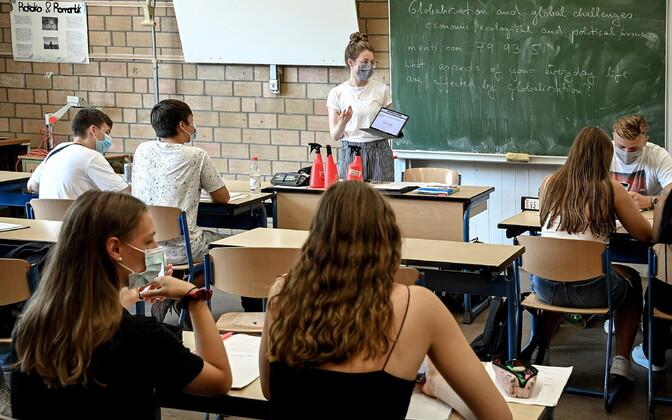 Soomes on suurem nakatumistelaine tabanud Turu koole