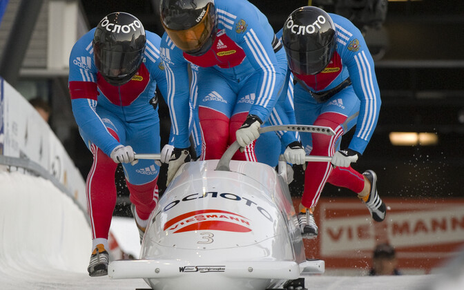 Venemaa bobisõidu koondis