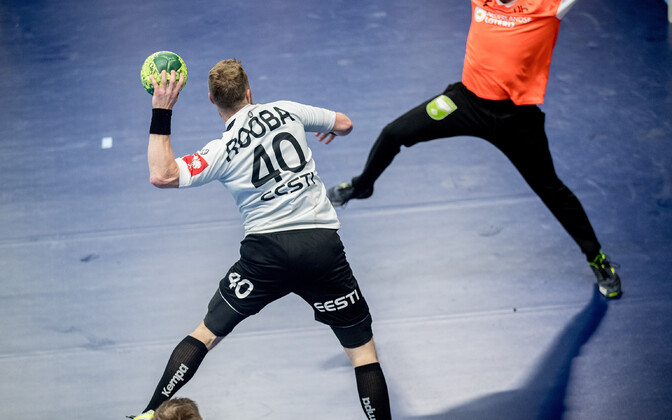 Handball Euro 2020 qualifier: Estonia - Holland