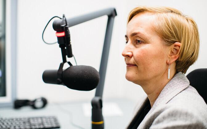 Кристина Каллас не верит в искренность заявлений Марта Хельме.