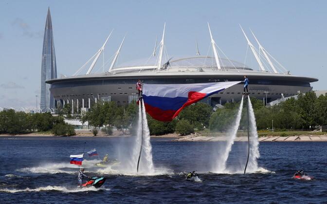 Peterburi Krestovski staadion