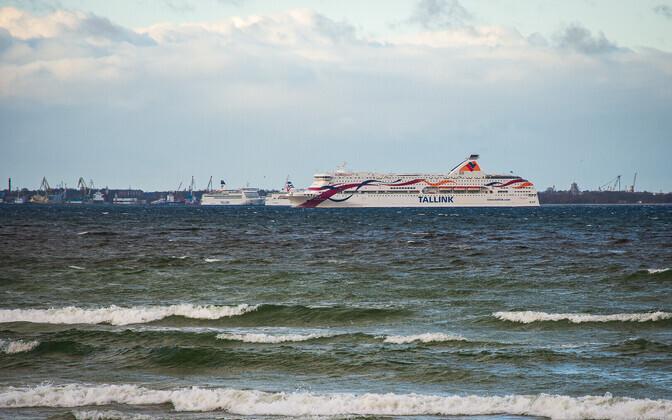 Суда Tallink.