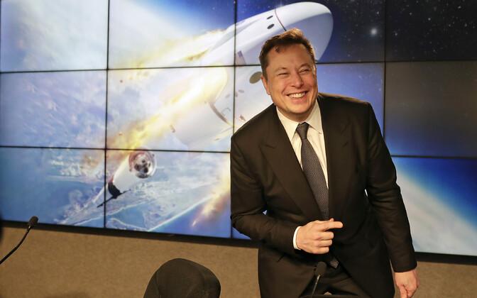 Elon Muskil on mitmeid kosmose vallutamise plaane.