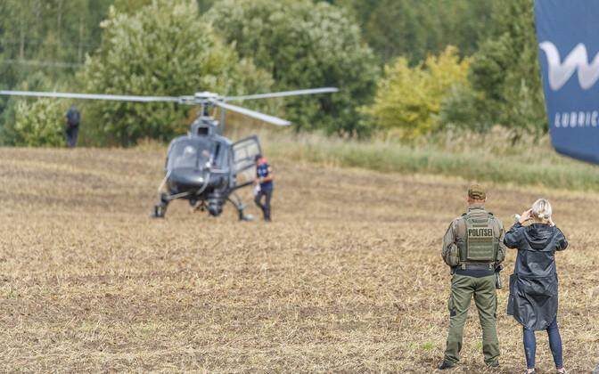 Politsei ja päästeamet aitasid Rally Estoniat turvata.
