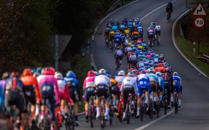Ratturid Hispaania velotuuri 14. etapil.