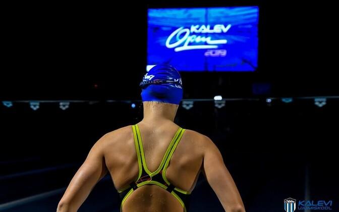 Eesti ujumistipud stardivad nädalavahetusel toimuval Kalev Openil