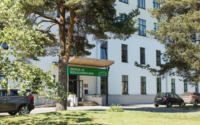 ITK's Järve care clinic building.