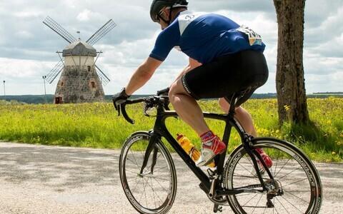 Велосипедист. Иллюстративное фото.