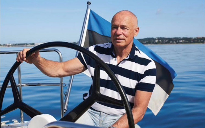 Eesti Jahtklubide Liidu uus president Kalev Vapper