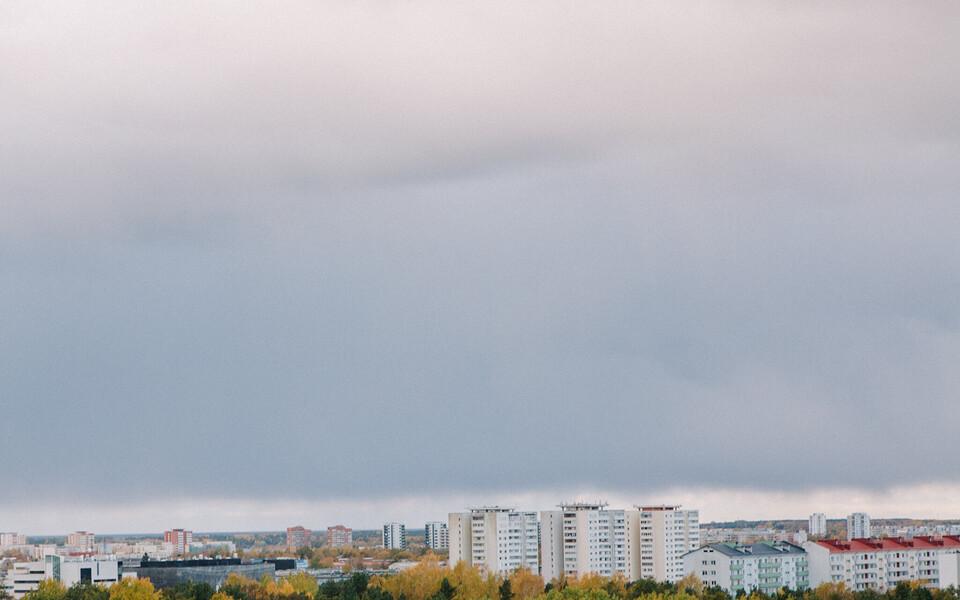 Pilvine taevas