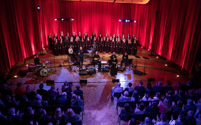 A choir (photo is illustrative).