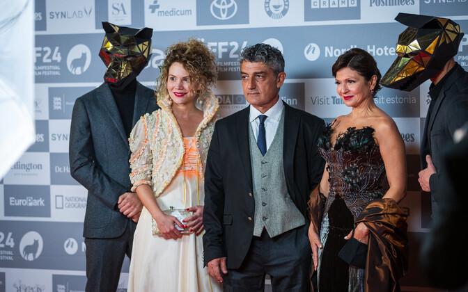 Церемония открытия кинофестиваля «Тёмные ночи».