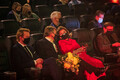 Coca-Cola Plazas toimus Pimedate Ööde filmifestivali avatseremoonia.