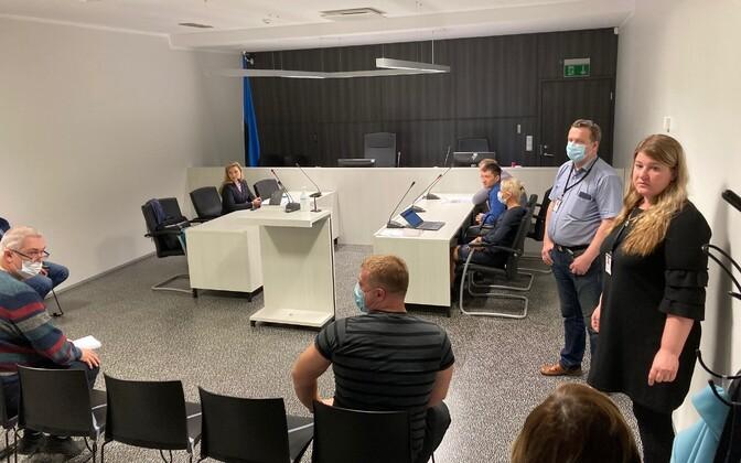 Oktoobrikuus toimunud kohtuistungile jättis Ljudmila Jantšenko tulemata.