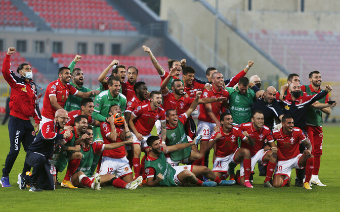 Malta jalgpallikoondis
