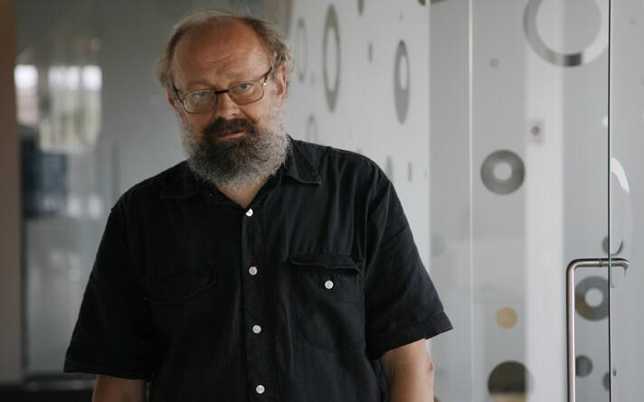 Arhitekt Kalle Rõõmus (1955-2020).