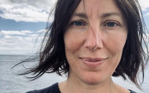 Ojamaa sadamas juhusikult nähtud vana põgenikepaat andis Mirja Arnshavile idee doktoritööks.