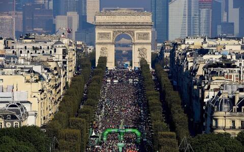 2019. aasta Pariisi maraton.