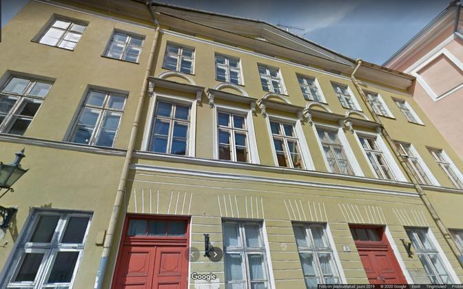 Toom-Kooli 9 building.