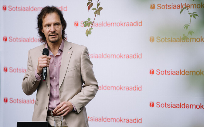 SDE chairman Indrek Saar.