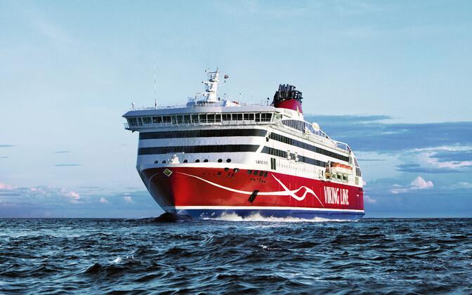 Паром Viking Line. Фотография иллюстративная.