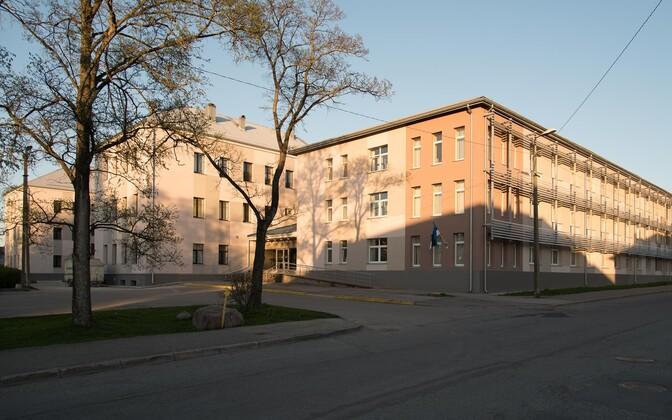 Клиника реабилитации и сестринского ухода Ида-Вируской центральной больницы.