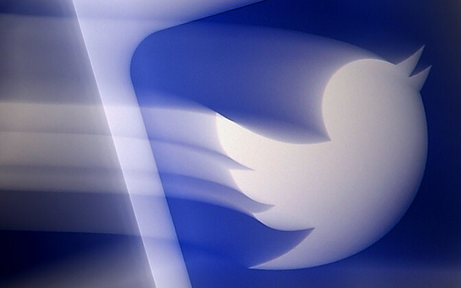 Twitteri logo.