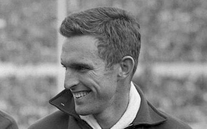 Walter Davis Helsingi olümpial.