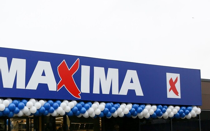 Магазин Maxima в Пирита не могут построить уже несколько лет.