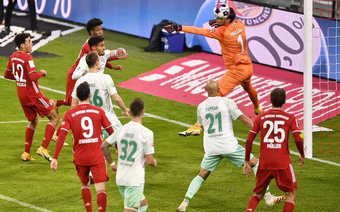 Müncheni Bayern - Bremeni Werder