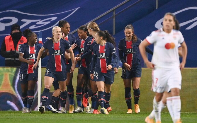 Pariisi Saint-Germain - Lyoni Olympique