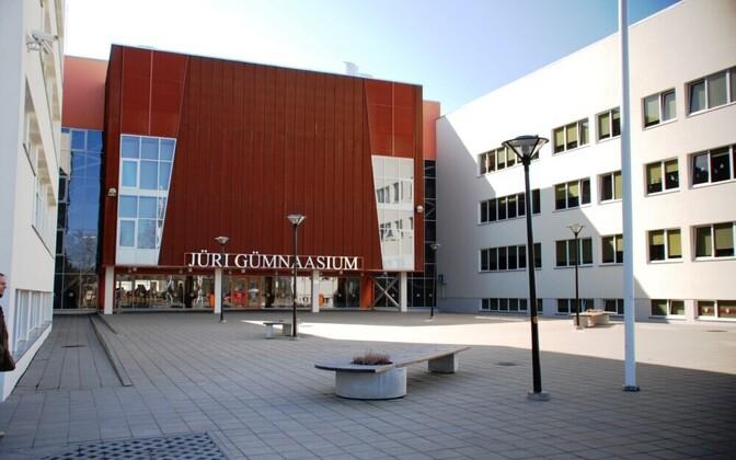Jüri High School (photo is illustrative).