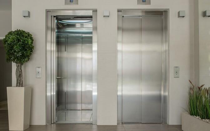 Инцидент произошел в лифте. Иллюстративная фотография.
