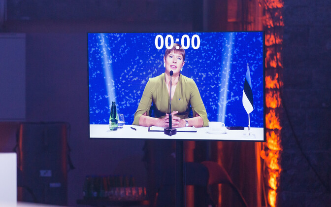 Kaljulaidi kuulamine OECD juhiks kandideerimisel tuleb ilmselt samuti video vahendusel nagu peeti Kolme mere tippkohtumine.