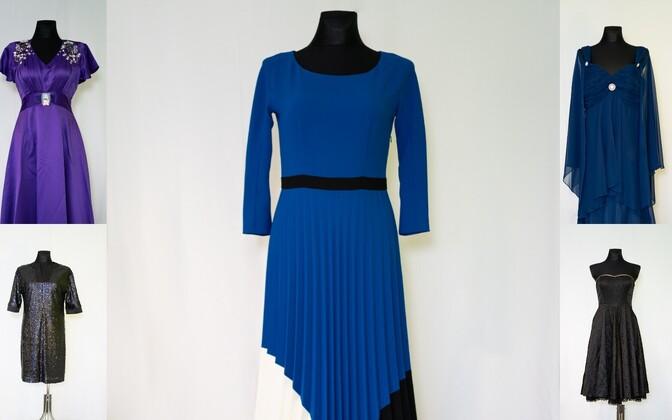 Более 600 вечерних платьев продадут на аукционе в ноябре.