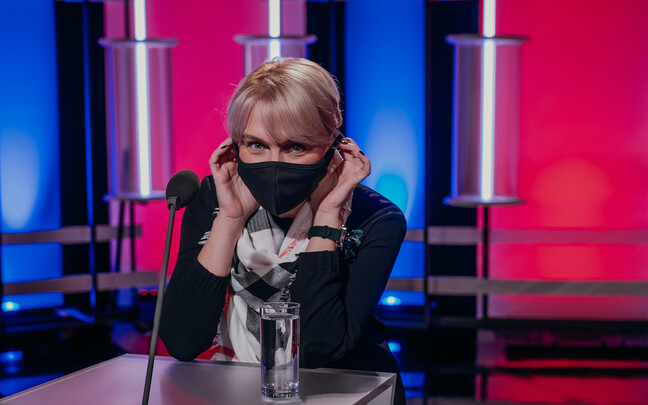 Эва Высоцкая.