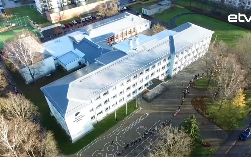 Единственная русскоязычная школа в Пярну отмечает семидесяти пятилетний день рождения.
