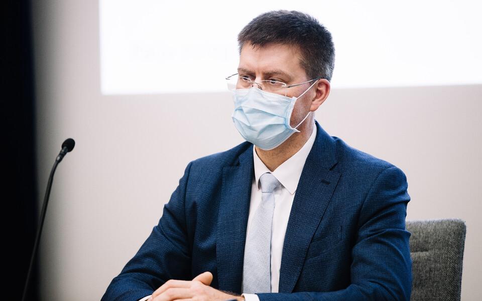 Гендиректор Департамента здоровья Юллар Ланно.