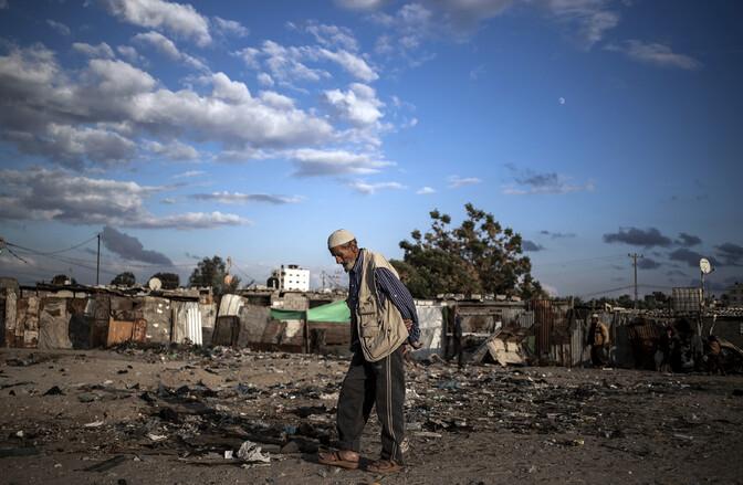 Iisraeli blokaad on maksnud Gazale 16,7 miljardit...