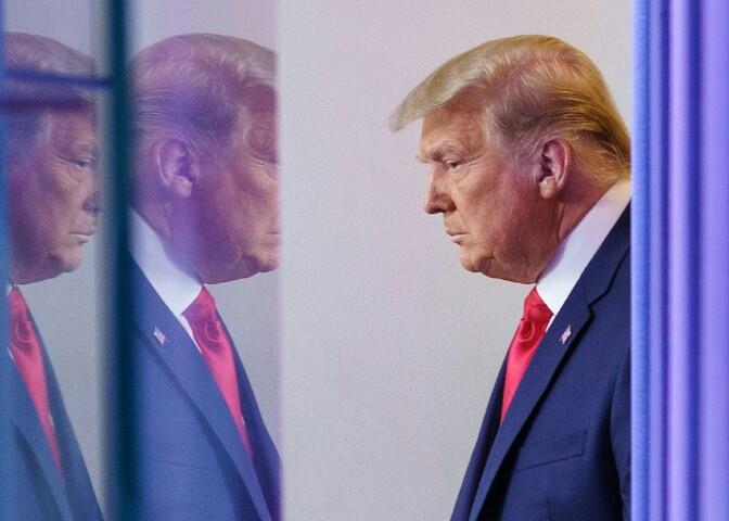 Trump ärgitas oma poolehoidjaid valimistulemusi ümber pöörama
