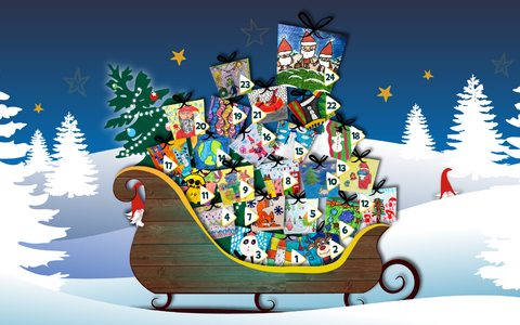Lasteekraani jõulukalender 2020
