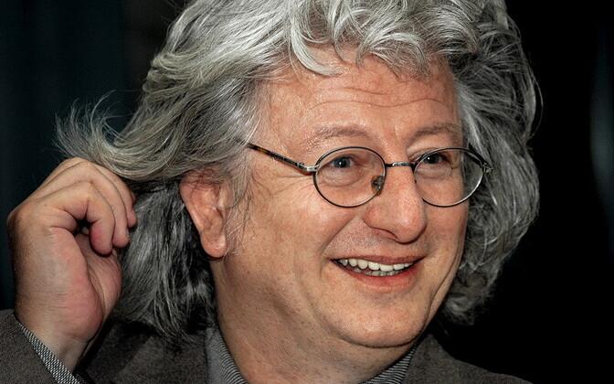 Kirjanik Péter Esterházy.